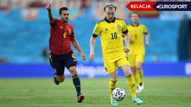 Hiszpania - Szwecja [RELACJA]