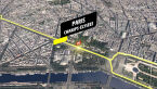 Trasa 21. etapu Tour de France 2021