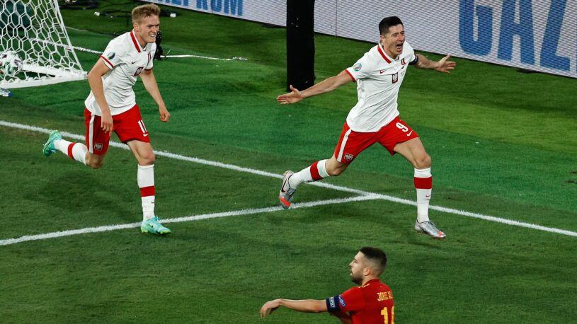 Lewandowski: fantastyczne uczucie, możemy dużo zdziałać