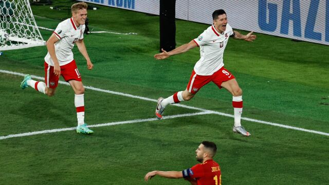 Lewandowski: fantastyczne uczucie. Możemy dużo zdziałać