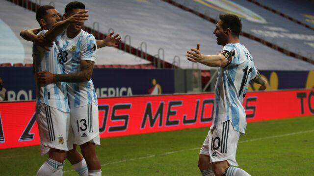 Liderów dwóch. Faworyci nie zawiedli w Copa America