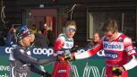 Klaebo wygrał sprint techniką klasyczną w Trondheim