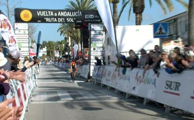 Teuns wygrał ostatni etap Vuelta a Andalucia