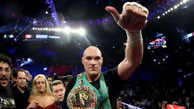 Szykuje się walka Tysona z Furym