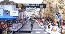 Serrano wygrał 2. etap Vuelta a Andalucia
