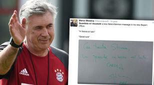 Ancelotti w Monachium, tam czekała wiadomość od Guardioli.