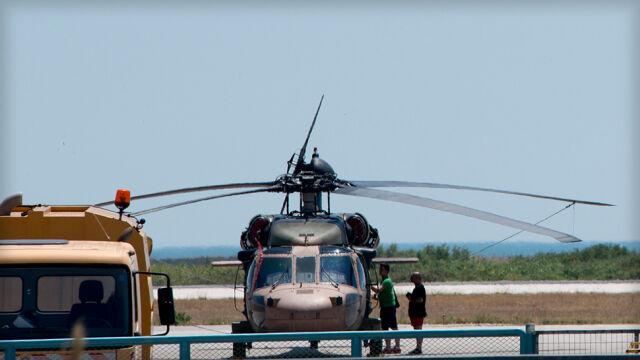 """Turecki śmigłowiec ląduje w Grecji. Żołnierze proszą o azyl, Ankara chce wydania """"zdrajców"""""""