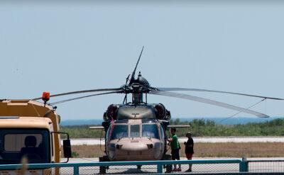 Turecki śmigłowiec ląduje w Grecji. Żołnierze proszą o azyl, Ankara chce wydania zdrajców