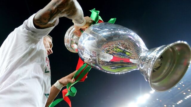 Portugalczycy pękają z dumy.