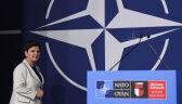 Kaczyński pisze traktaty dla UE. Szydło: rozmawiałam na ten temat z panem prezesem