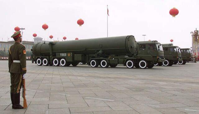 Chiny chętniej użyją broni jądrowej