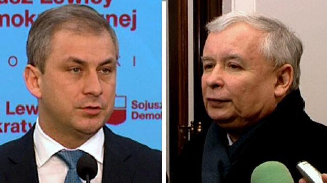 Sprawozdania Kaczyńskiego i Napieralskiego odrzucone