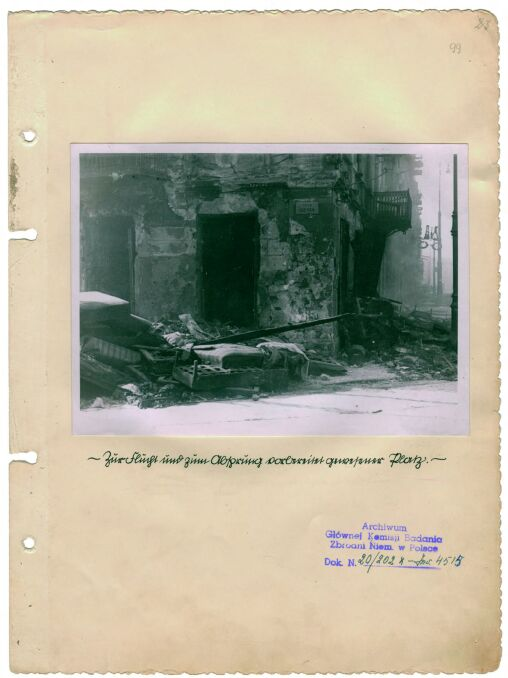 Raport Stroopa str. 211