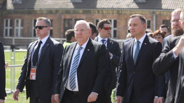 Riwlin: Polska stała się największym cmentarzem żydowskim na świecie