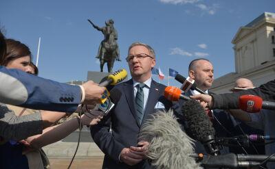 Szczerski: liczymy, że dialog z Komisją Europejską zakończy się kompromisem