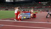 Tokio. Cały bieg reprezentacji Polski po złoty medal w sztafecie mieszanej 4x400 m