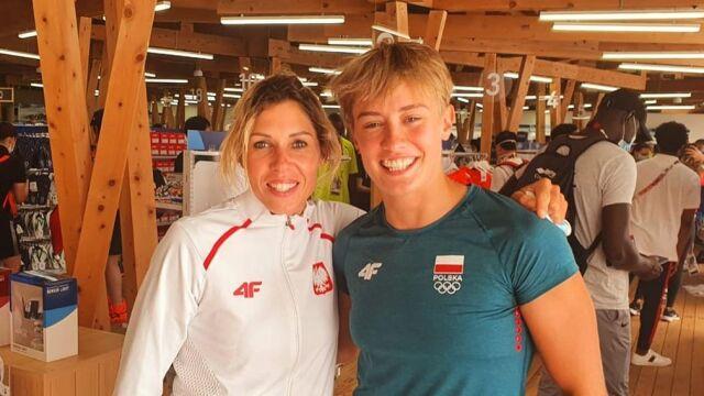 """Klepacka i Zillmann razem na zdjęciu. """"Sport ponad wszystko"""""""