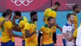 Tokio. Brazylia pokonała Argentynę w turnieju siatkarzy