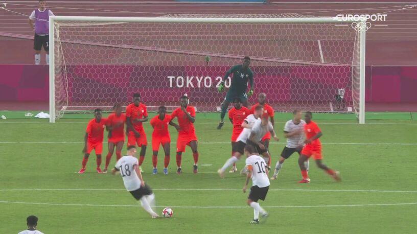 Najpierw odpadnięcie z Euro, teraz z igrzysk. Piękny gol nie pomógł Niemcom