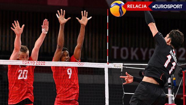 Polska - Japonia. Tak Polacy wygrali trzeci mecz w grupie [ZAPIS RELACJI]