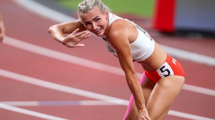 Trzech medali nie będzie, Święty-Ersetic zrezygnowała z biegu