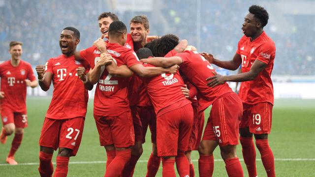 Bayern na fali. Zmiecie Schalke? Ćwierćfinały Pucharu Niemiec w Eurosporcie