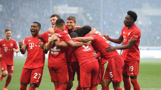 Dwóch zawodników Bayernu przekazało milion euro na walkę z pandemią