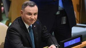 Prezydent zabierze głos na Zgromadzeniu Ogólnym ONZ. Powie o