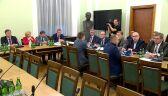 Komisja podjęła decyzję, żeby głosować ponownie nad opinią o odwołaniu Ewy Polkowskiej