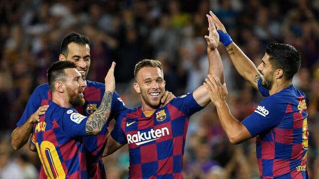 Barcelona odprawiła Villarreal, ale okupiła to kontuzją Messiego