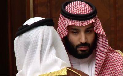 Saudyjski następca troni: biorę na siebie pełną odpowiedzialność Dżamala Chaszodżdżiego