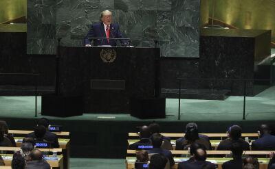 Trump: Amerykanie są gotowi przywrócić równowagę naszym stosunkom z Chinami