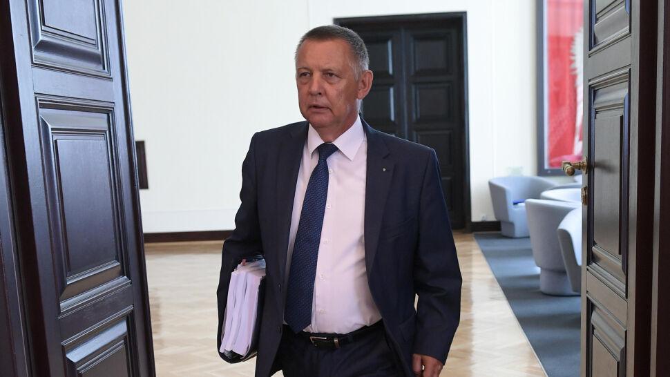 """""""Marian Banaś jako szef Krajowej Administracji Skarbowej twierdził, że tak robić nie należy"""""""