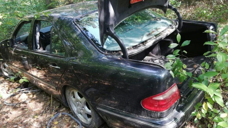 Uszkodził auto i zgłosił kradzież.  Bo bał się matki