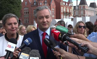 Biedroń rezygnuje z ubiegania się o urząd prezydydenta Słupska