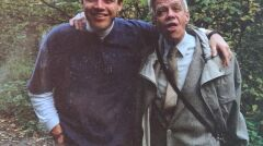 Ostatnie zdjęcie Rafała Trzaskowskiego z ojcem, 1997 r.