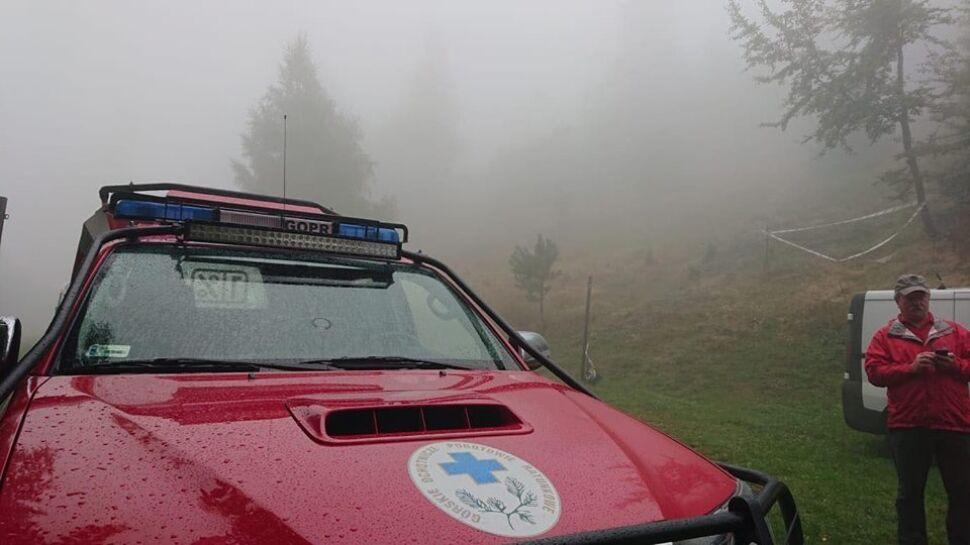 W akcji ratowniczej udział wzięli między innymi ratownicy GOPR