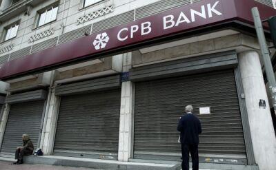 """""""Cypr i tak już jest bankrutem"""""""