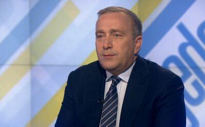 Schetyna o oskarżeniu Andrzeja B.: jeden zarzut, z którego robi się coś większego