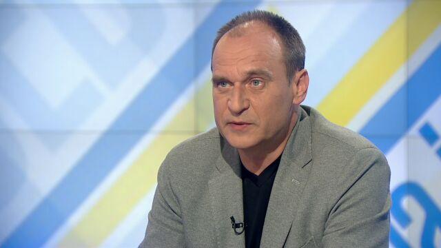 """Paweł Kukiz gościem """"Jeden na jeden"""" w TVN24"""