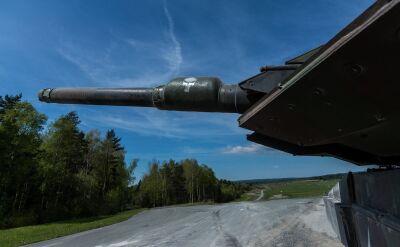 Strzelanie z Leopardów 2A5