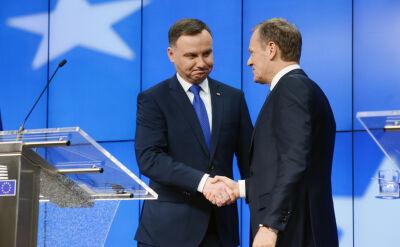 Andrzej Duda o Nord Stream 2