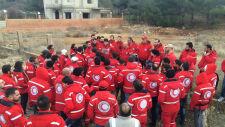 Konwoje z pomocą humanitarną w oblężonych miastach