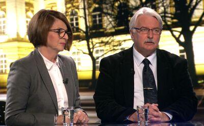 Waszczykowski: nie jestem kandydatem na ministra zdrowia czy kultury