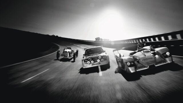 Jak feniks z popiołów. Historia Audi Motosport