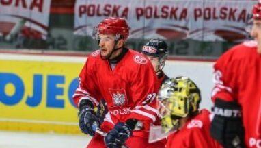 Polskiemu hokejowi  elita uciekła jużdawno.  Zaplecze w sobotę