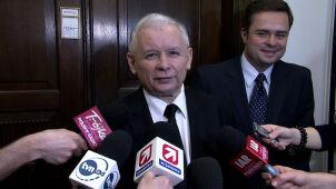 Kaczyński chwali decyzję Tuska: To dobra wiadomość