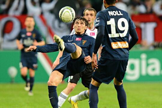 Pogoń kontra Legia w rundzie wiosennej