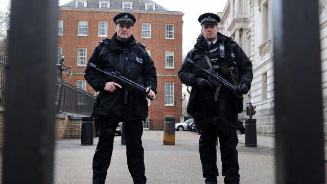40 procent więcej policji, zwożą psy. Londyn zabezpiecza maraton