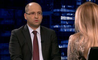 Bielan: jeśli nagranie jest autentyczne, to postawa szefa KNF jest nie do obrony
